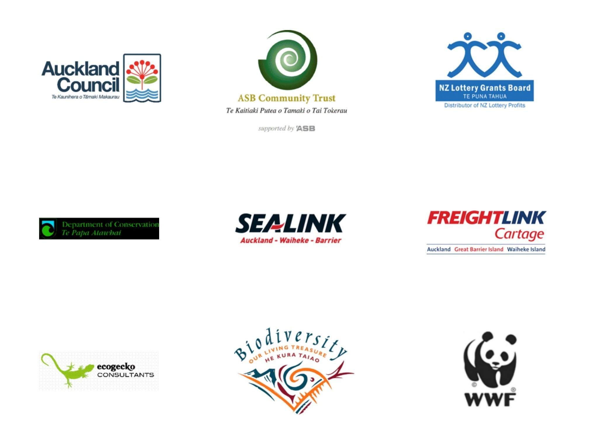 Funders & Sponsors